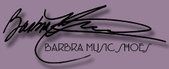 Barbra Music Shoes: hand-made shoe greeting cards and hand-painted greeting cards. Assorted Box Sets